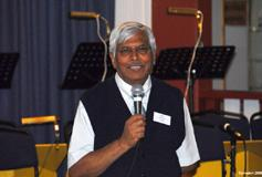 Prof. Raj Rao, Founder of COMADEM and Comadem International